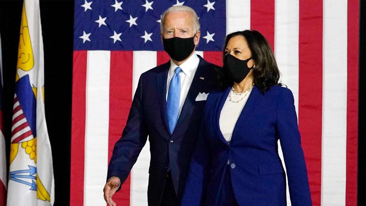 Joe Biden Becomes The 46th American President